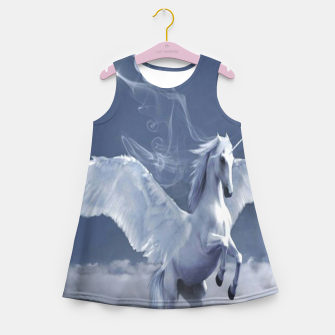 Thumbnail image of Unicorn Girl's summer dress, Live Heroes