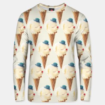 Thumbnail image of Vanilla Bichon Unisex sweater, Live Heroes