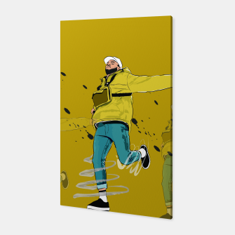 Thumbnail image of CHRIS BROWN Canvas, Live Heroes