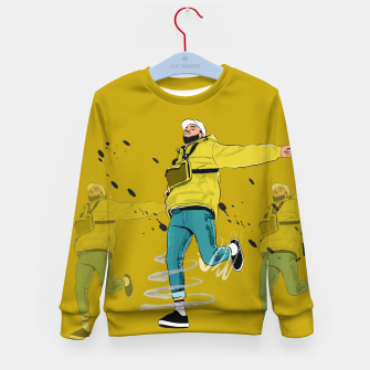 Imagen en miniatura de CHRIS BROWN Kid's sweater, Live Heroes