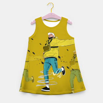 Thumbnail image of CHRIS BROWN Girl's summer dress, Live Heroes