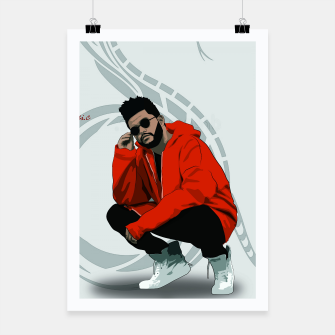 Miniatur TheWeeknd Poster, Live Heroes