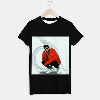 Thumbnail image of TheWeeknd T-shirt regular, Live Heroes