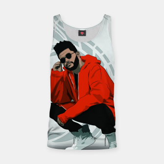 Thumbnail image of TheWeeknd Tank Top, Live Heroes
