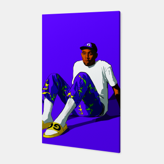 Thumbnail image of TYLER, THE CREATOR Canvas, Live Heroes
