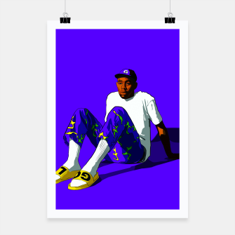 Miniatur TYLER, THE CREATOR Poster, Live Heroes