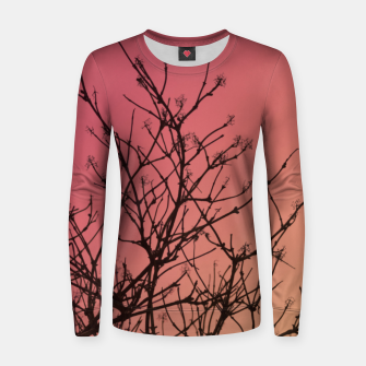 Thumbnail image of Branches Women sweater, Live Heroes