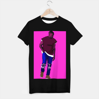 Thumbnail image of Mr.WEST T-shirt regular, Live Heroes