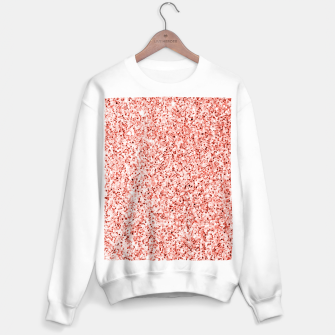 Thumbnail image of Living coral light glitter Sparkles Sweater regular, Live Heroes