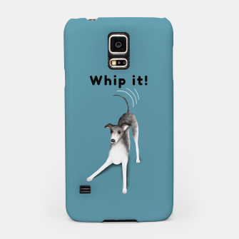 Whip it! (Blue-Grey) Samsung Case miniature