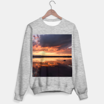 Miniature de image de Sunset reflections Sweater regular, Live Heroes