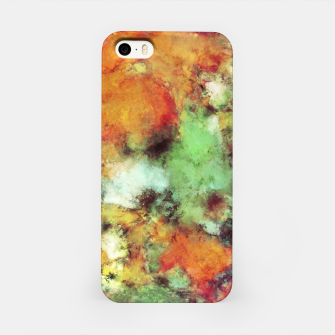 Big cloud collider iPhone Case Bild der Miniatur