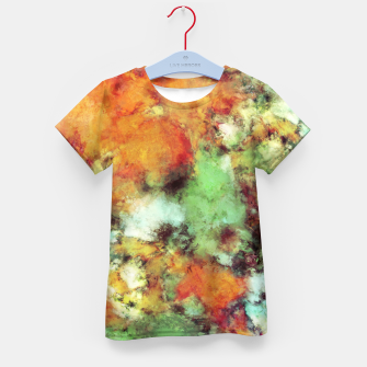 Thumbnail image of Big cloud collider Kid's t-shirt, Live Heroes