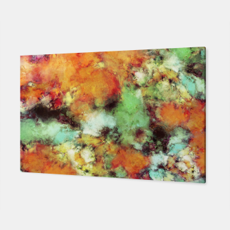 Big cloud collider Canvas Bild der Miniatur