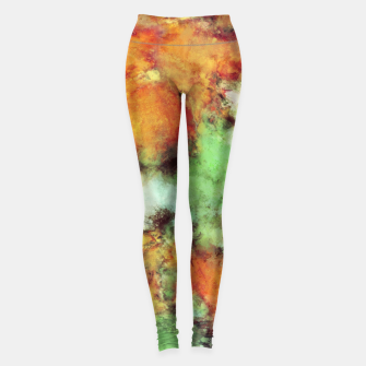 Big cloud collider Leggings Bild der Miniatur