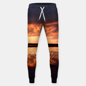 Thumbnail image of Sunset reflections Sweatpants, Live Heroes