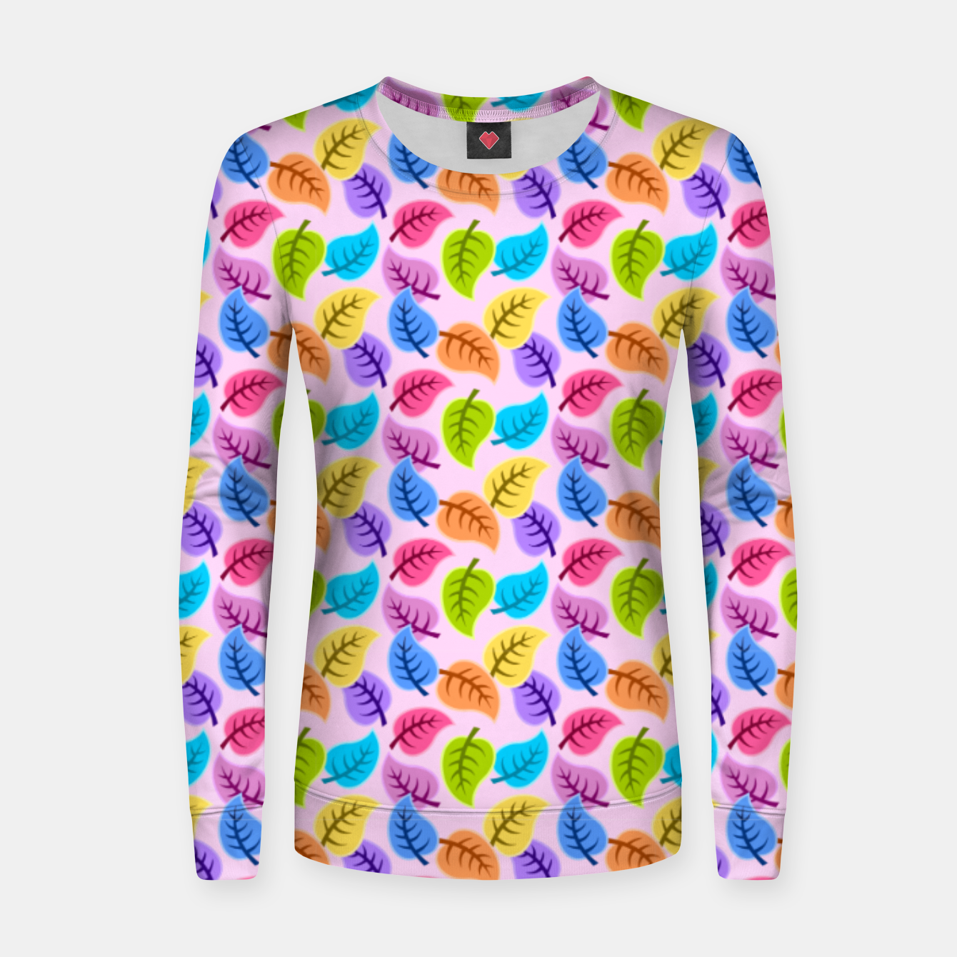 Foto Colored Leaves Women sweater - Live Heroes