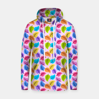 Thumbnail image of Colored Leaves Hoodie, Live Heroes