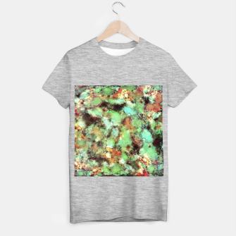 Garden footsteps T-shirt regular Bild der Miniatur