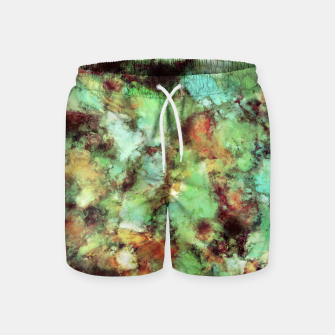 Thumbnail image of Garden footsteps Swim Shorts, Live Heroes