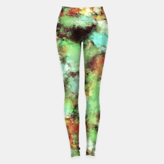 Thumbnail image of Garden footsteps Leggings, Live Heroes