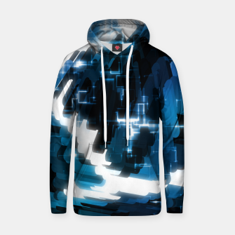 Thumbnail image of Electric Wave Hoodie, Live Heroes