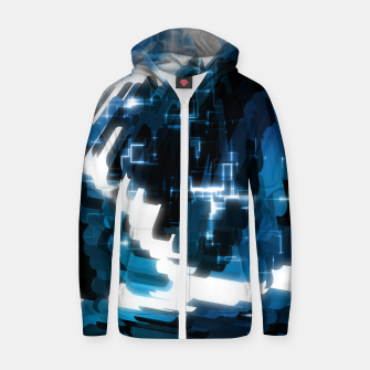 Imagen en miniatura de Electric Wave Zip up hoodie, Live Heroes