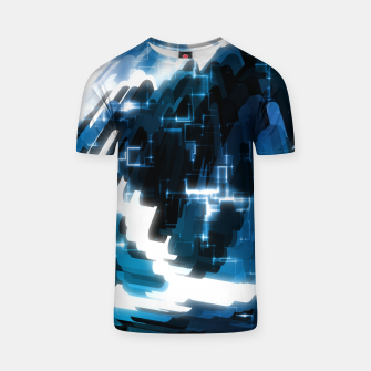 Thumbnail image of Electric Wave T-shirt, Live Heroes