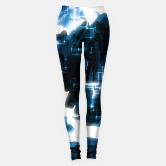 Thumbnail image of Electric Wave Leggings, Live Heroes
