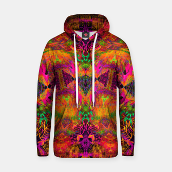 Thumbnail image of The Jester's Mindscape I (symmetry, trippy) Hoodie, Live Heroes