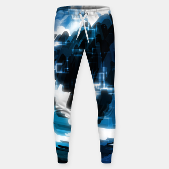 Thumbnail image of Electric Wave Sweatpants, Live Heroes