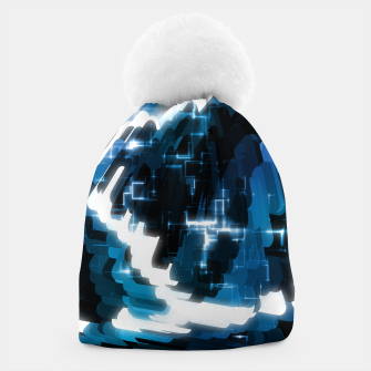 Thumbnail image of Electric Wave Beanie, Live Heroes