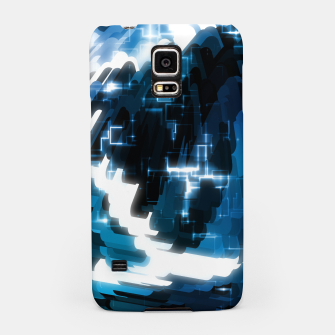 Thumbnail image of Electric Wave Samsung Case, Live Heroes