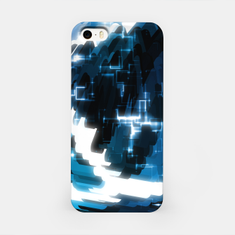 Thumbnail image of Electric Wave iPhone Case, Live Heroes