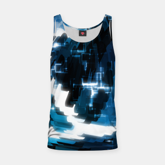 Thumbnail image of Electric Wave Tank Top, Live Heroes