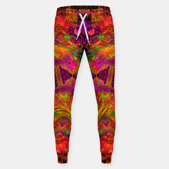 Thumbnail image of The Jester's Mindscape I (symmetry, trippy) Sweatpants, Live Heroes