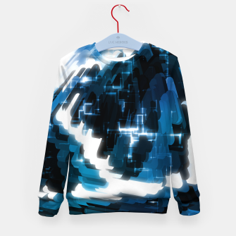 Thumbnail image of Electric Wave Kid's sweater, Live Heroes