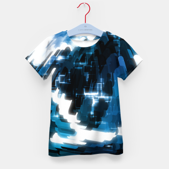 Thumbnail image of Electric Wave Kid's t-shirt, Live Heroes