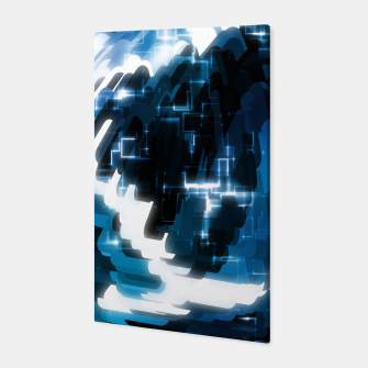 Thumbnail image of Electric Wave Canvas, Live Heroes