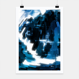 Thumbnail image of Electric Wave Poster, Live Heroes