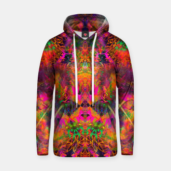 Thumbnail image of The Jester's Mindscape II (abstract, symmetry, visionary) Hoodie, Live Heroes