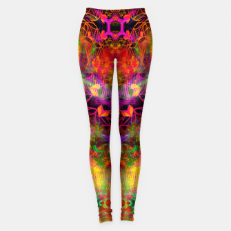 Thumbnail image of The Jester's Mindscape III Leggings, Live Heroes