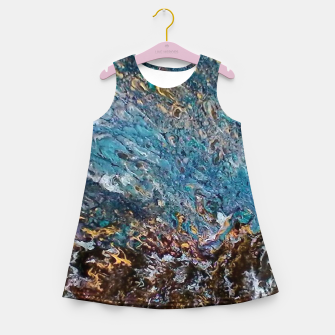 Thumbnail image of fara nume Girl's summer dress, Live Heroes