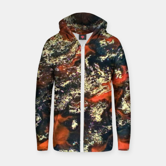 Thumbnail image of magic Zip up hoodie, Live Heroes