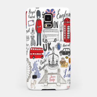 Thumbnail image of England Samsung Case, Live Heroes