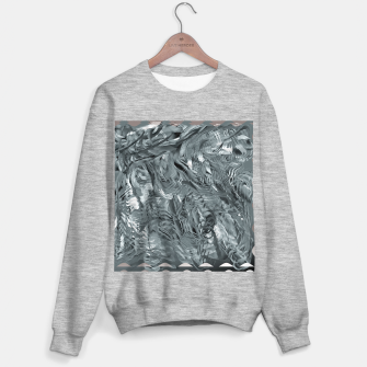 Miniature de image de abstract shades grey  Bluza standard, Live Heroes