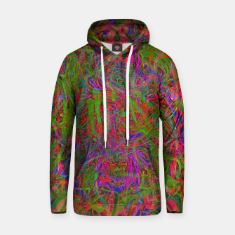 Thumbnail image of Dark Visions B 3 (abstract, psychedelic) Hoodie, Live Heroes