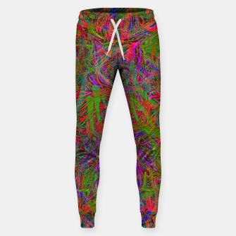 Miniaturka Dark Visions B 3 (abstract, psychedelic) Sweatpants, Live Heroes