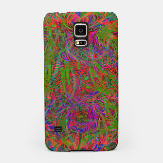 Thumbnail image of Dark Visions B 3 (abstract, psychedelic) Samsung Case, Live Heroes