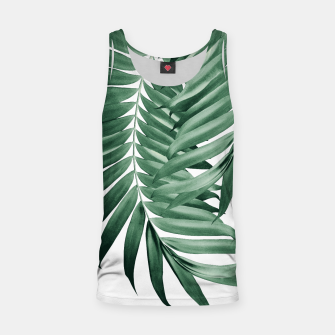 Imagen en miniatura de Palm Leaves Tropical Green Vibes #4 #tropical #decor #art Muskelshirt , Live Heroes